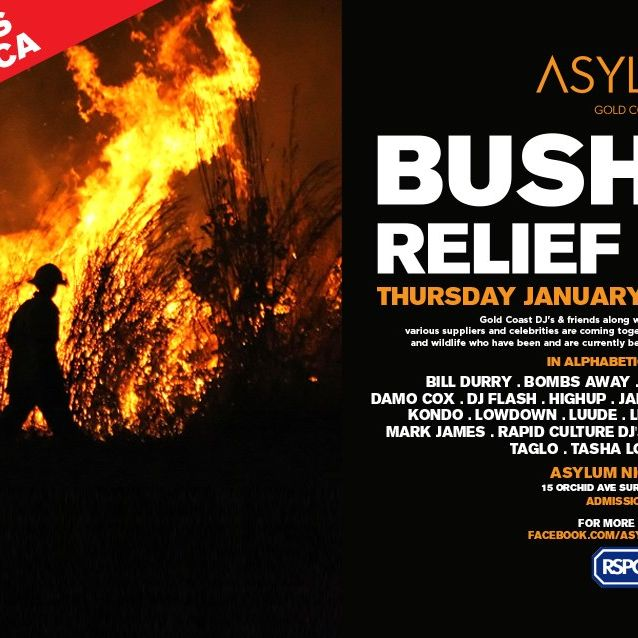 Bushfire Relief Charity Event