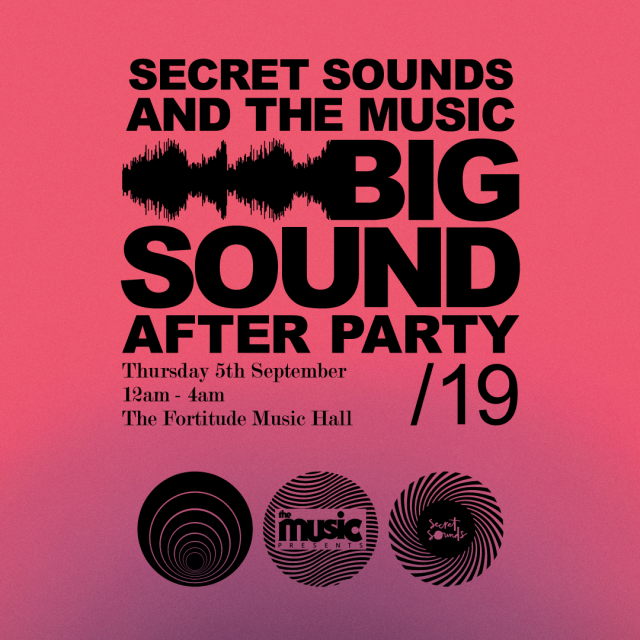 Official BIGSOUND After Party
