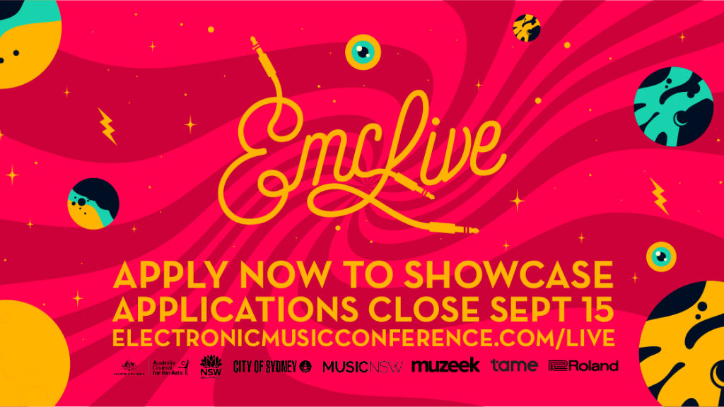EMC 2019 Speakers & Performance Bursary Announced!