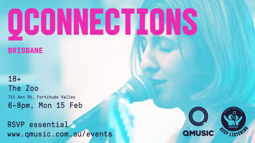 You're Invited To QConnections