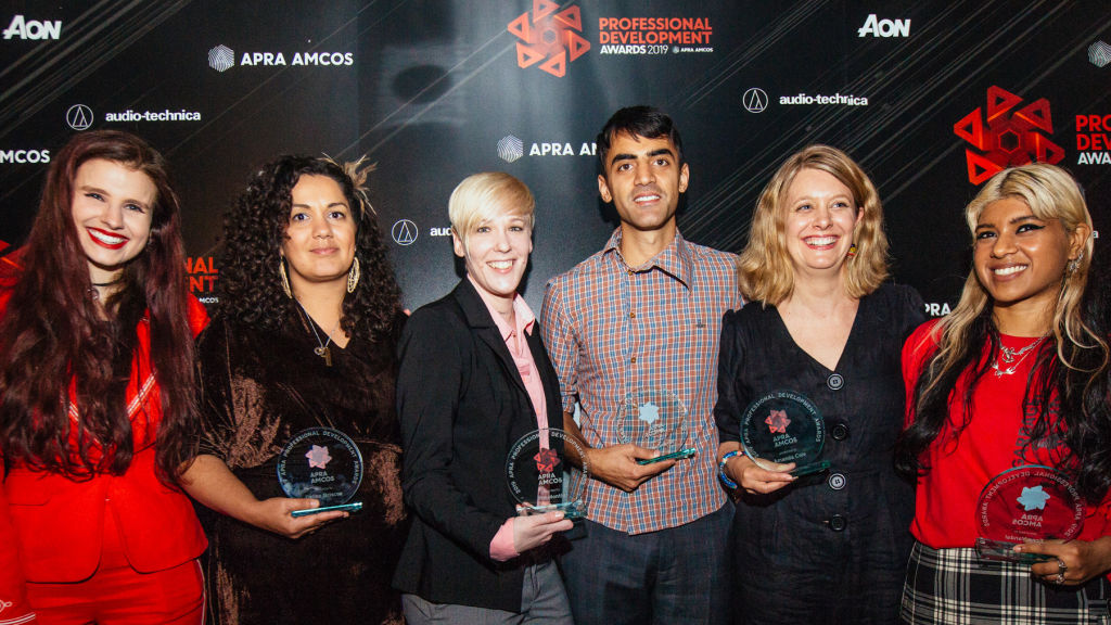 2019 APRA Professional Development Awards Winners Announced