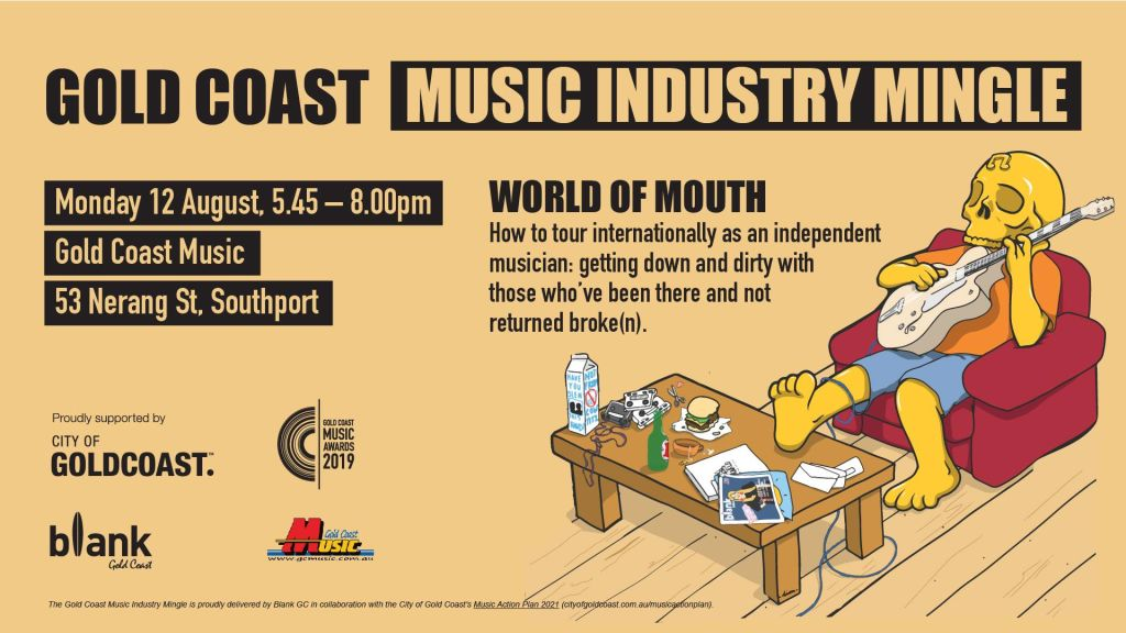 Gold Coast: Music Industry Mingle