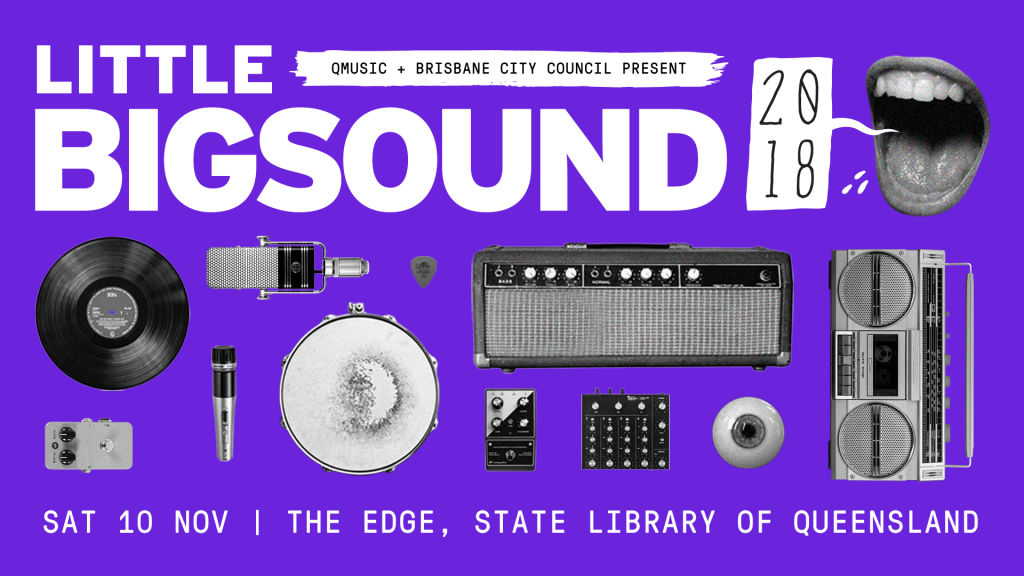 Little BIGSOUND Returns for 2018