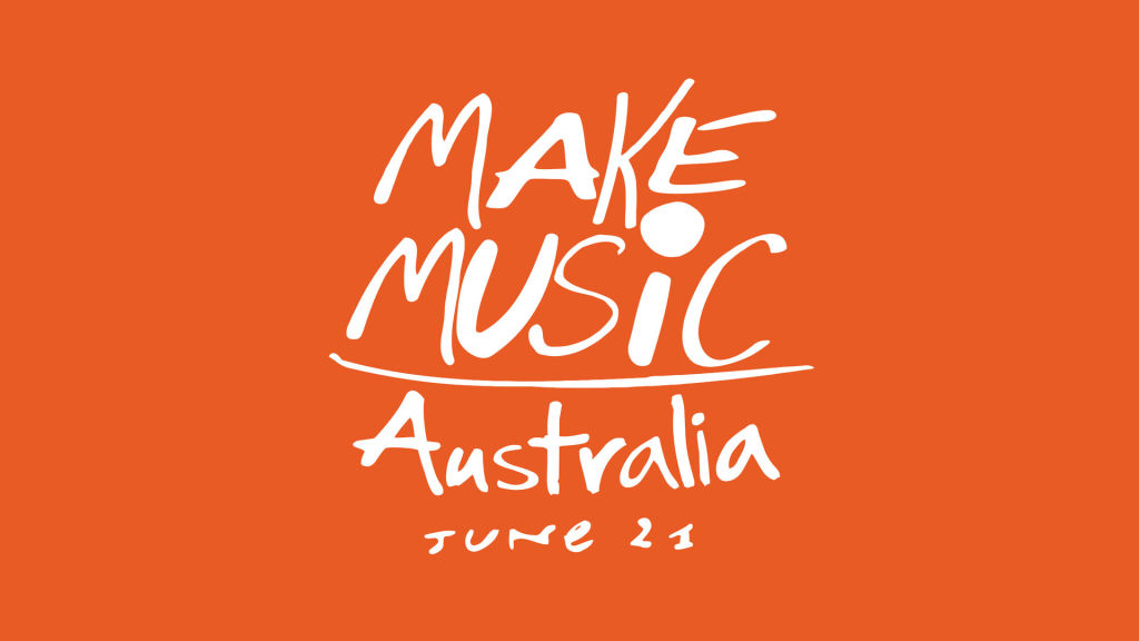 Get Involved for Make Music Day!
