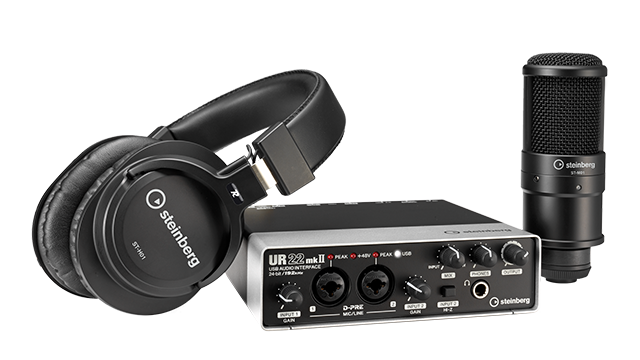 Upgrade your recording set-up