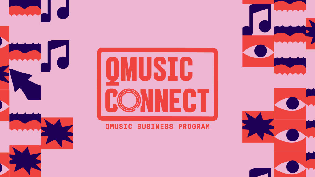 QMUSIC CONNECT Launches